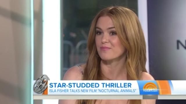 Isla Fisher accidentally reveals that a Wedding Crashers sequel is in the works.