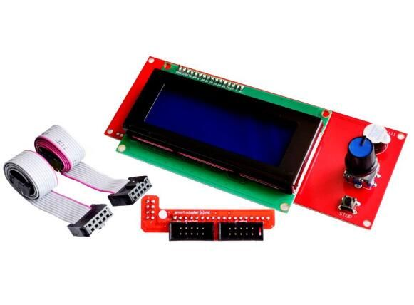 Find More Electronics Production Machinery Information about Promotion 3D Kit Reprap Smart 3D Printer Parts Controller Display Reprap Ramps 1.4 2004 LCD LCD 2004 Control,High Quality lcd tv with hdmi,China lcd tv with wifi Suppliers, Cheap lcd chess from Goldeleway smart orders store on Aliexpress.com