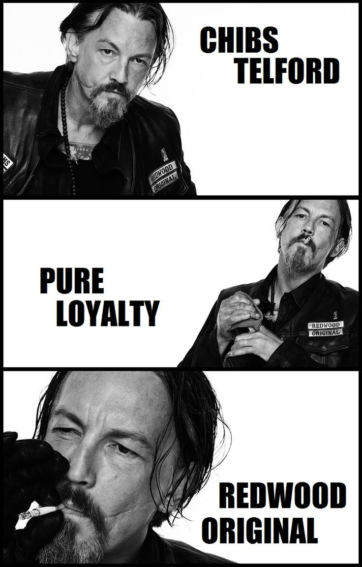 Chibs Telford // Sons Of Anarchy