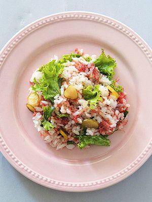 【ELLE gourmet】コンビーフチャーハンレシピ|エル・オンライン