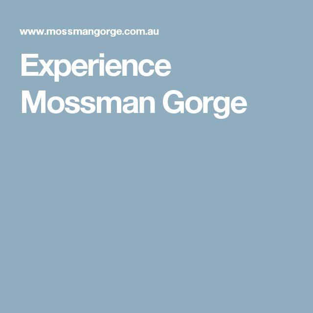 Experience Mossman Gorge