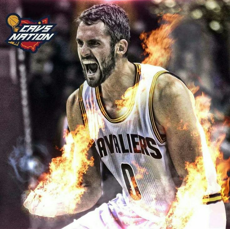 Kevin Love is on
