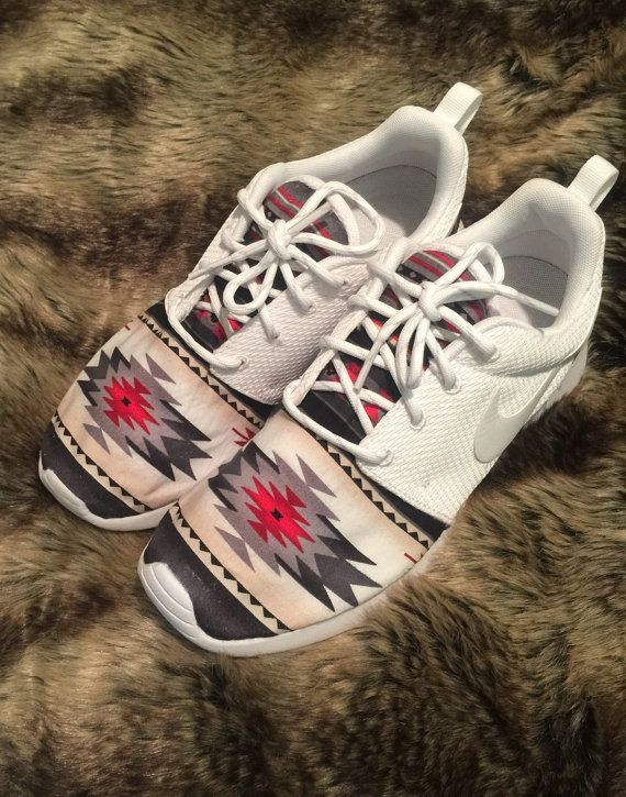 Tribal Nike Roshe Run Custom Sneakers