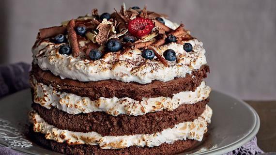 Ванильный торт. Пошаговый рецепт с фото на Gastronom.ru