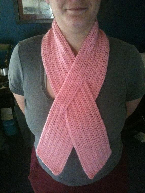 Free Crochet Pattern For Breast Cancer Awareness Scarf : 1000+ ideas about Awareness Ribbons on Pinterest Cancer ...