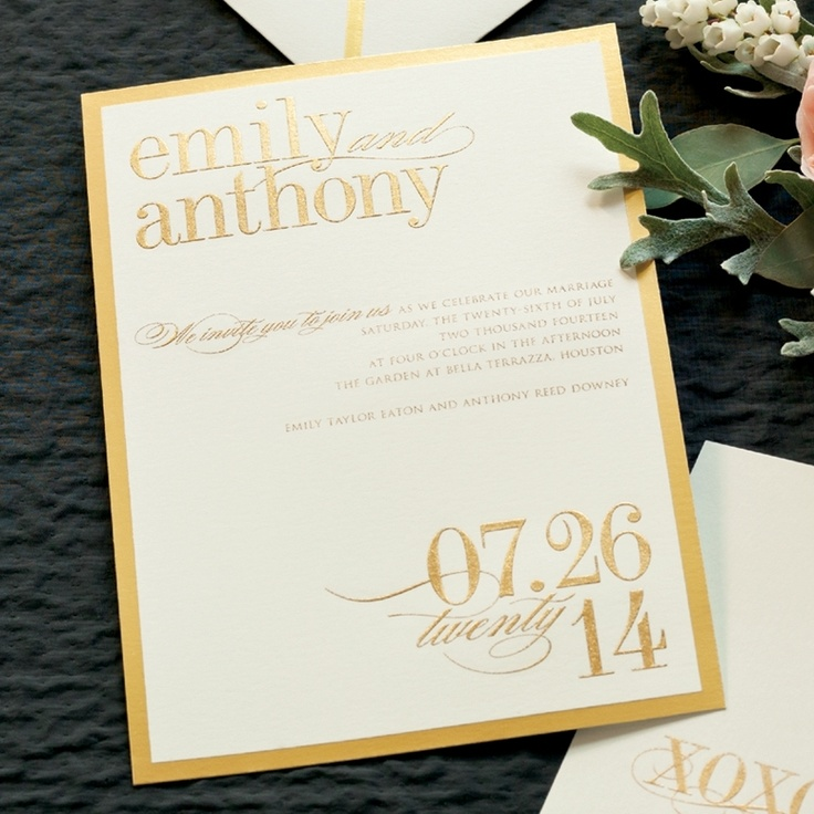 257 best images about NW Wedding Invitations on Pinterest