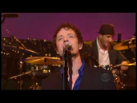 """OK Go - """"This Too Shall Pass"""" 4/28 Letterman"""