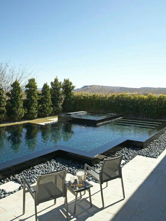 These Smashing Backyard Ideas Are Hot And Happening: 25+ Best Ideas About Infinity Pool Backyard On Pinterest