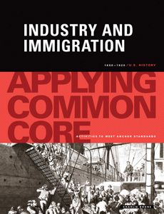 Nine great common core-aligned activities from the Industry and Immigration era in US history. Includes the step-by-step process that immigrants went through at Ellis Island, a series of theories about how the Chicago Fire started, primary sources about the Haymarket Affair, and more!
