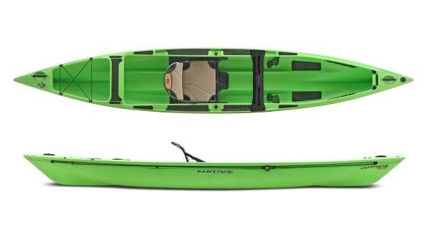 Native watercraft ultimate fx solo fishing kayak review for Fishing kayaks reviews