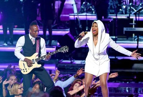 Jennifer Hudson took to Instagram to open up about her show-stopping Prince tribute at the 2016 BET Awards — see what she had to say