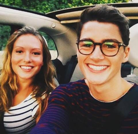 Via Our Favourite YouTubersFinn Harries And Emma Bates