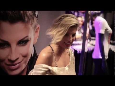 Emma for Tezenis alla Vogue Fashion Night Out di Roma
