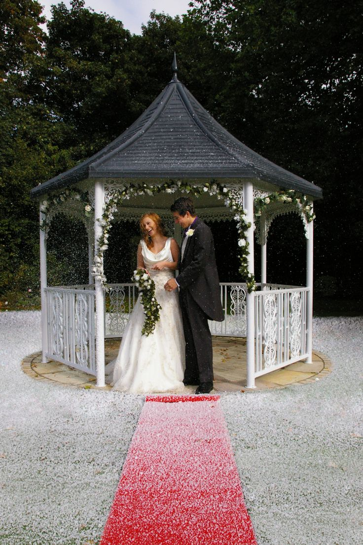 17 Best Images About Gazebos In Winter On Pinterest