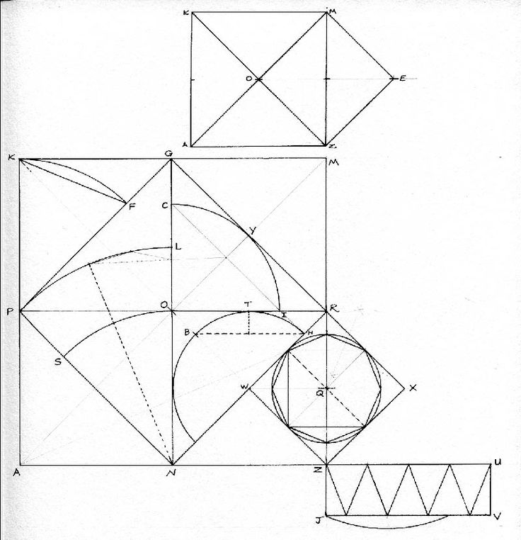 148 best Geometric Constructions images on Pinterest