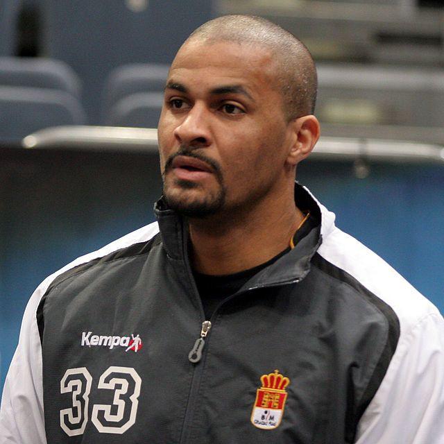 Didier Dinart, handball player