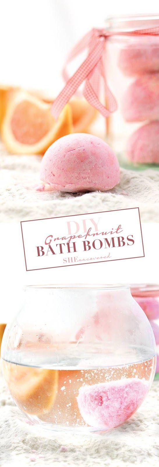 DIY Lush Bath Bombs - The best bath bomb recipes to make you feel good