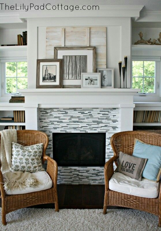 les 18 meilleures images du tableau foyer sur pinterest chemin es int rieurs et maisons. Black Bedroom Furniture Sets. Home Design Ideas