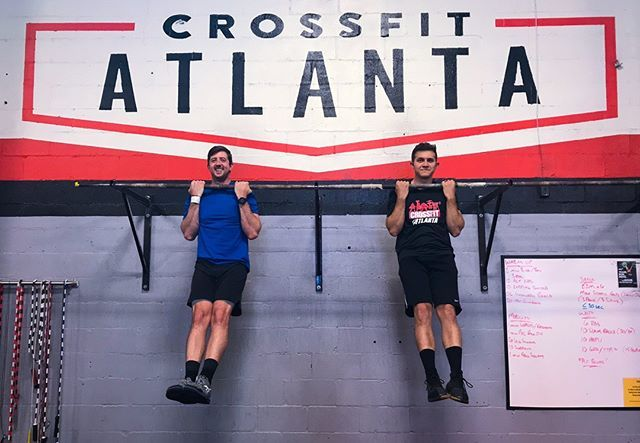 Want To Hang Out With Some Pretty Cool People And Get Fit While Doing It We Got You Crossfit Atlanta Is Full Of Awesome Hard Wo Get Fit Crossfit Atlanta