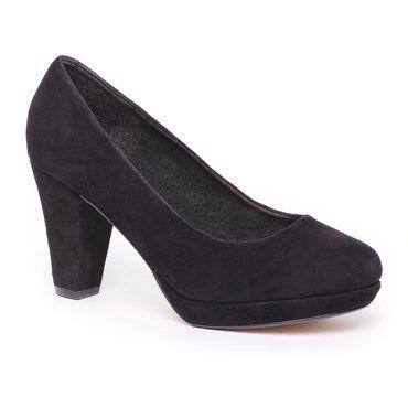 Asha Dress Leather Heels