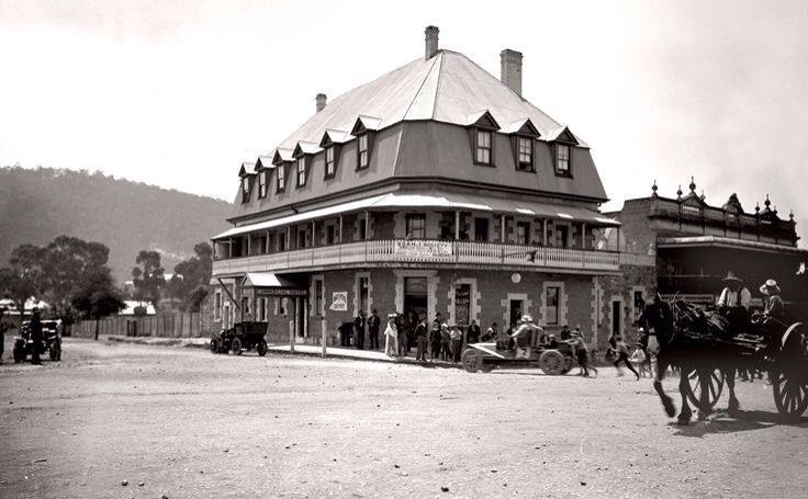 Commercial Hotel then.