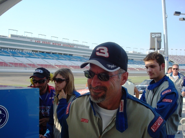 NASCAR Racing Petty Driving Experience - Las Vegas Motor Speedway - See More @gr8traveltips