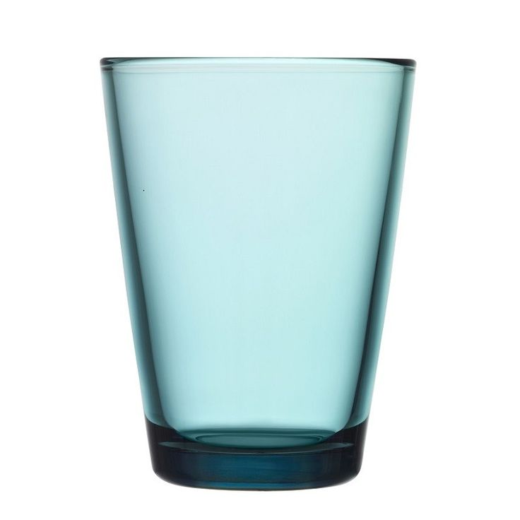 Kartio in Sea Blue, warm watery shade with a little depth, very classy colour from Iittala.