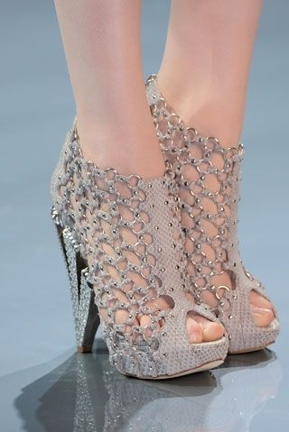 Image detail for -christian dior, fashion, haute couture, heels, shoes - inspiring ...
