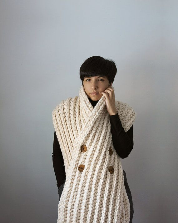 Would love to have a scarf from Yokoo.  Must start saving up and move to somewhere super-cold.  :P