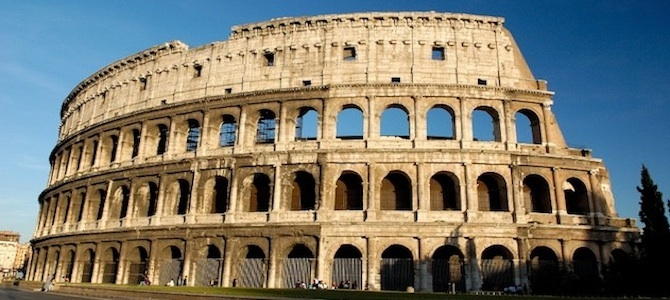 To Rome with love - Italy £74