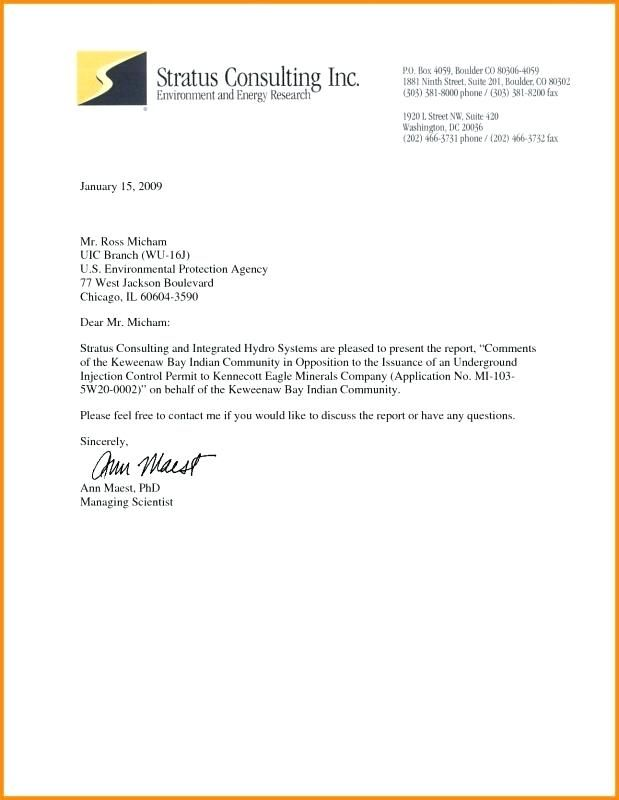 Pin On Business Letter Format