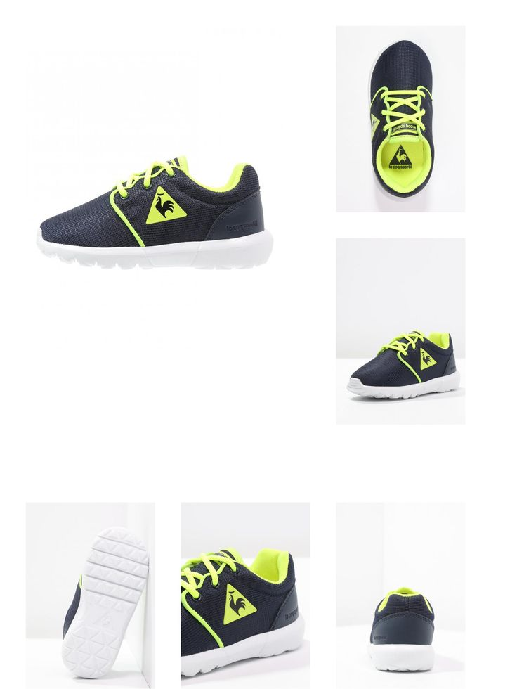 3606802546547 | #le #coq #sportif #DYNACONF #Sneaker #low #dress #blue/safety #yellow #für #Jungen
