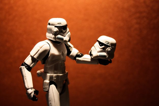 Be or not to Be: Clone, Stormtroopers Styl Starwars, Storms Troopers, Starwars Stormtroopers, Star Wars, Starwars Fans, Stars War Love, Photo Art, Stormtroopers 365