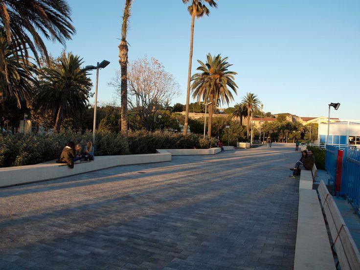 Nuova passeggiata di Savona