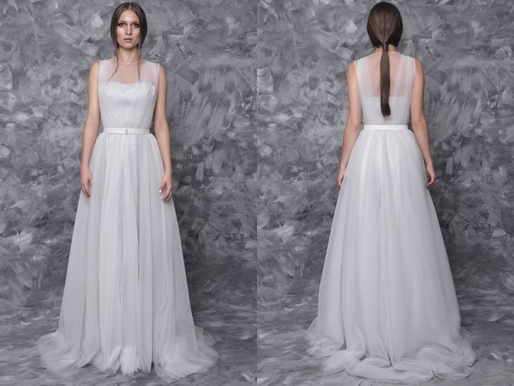 Aimée Ligia Mocan S/S 16 Bridal Collection