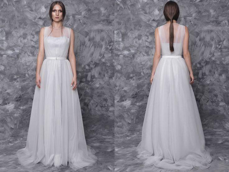 Aimée Ligia Mocan S/S 16 Bridal Collection