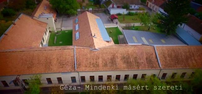 Bátaszék város | Bátaszék: II. Géza Gimnázium Promo Video 2016