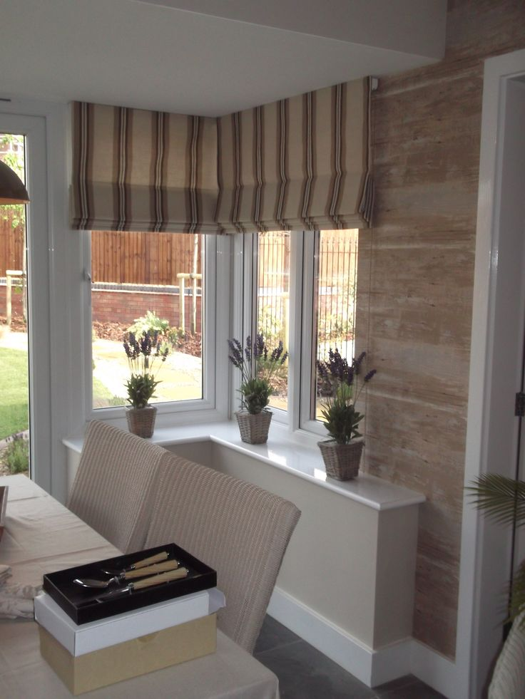 Learn how to make curtains and blinds curtain for Roman blinds or curtains