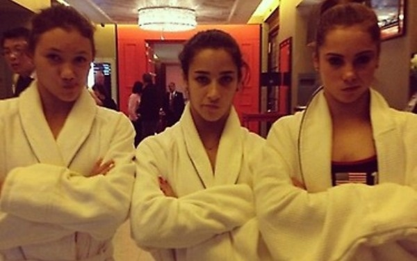 McKayla Maroney shows she's in on the joke with an Instagram response to the McKayla's Not Impressed meme.