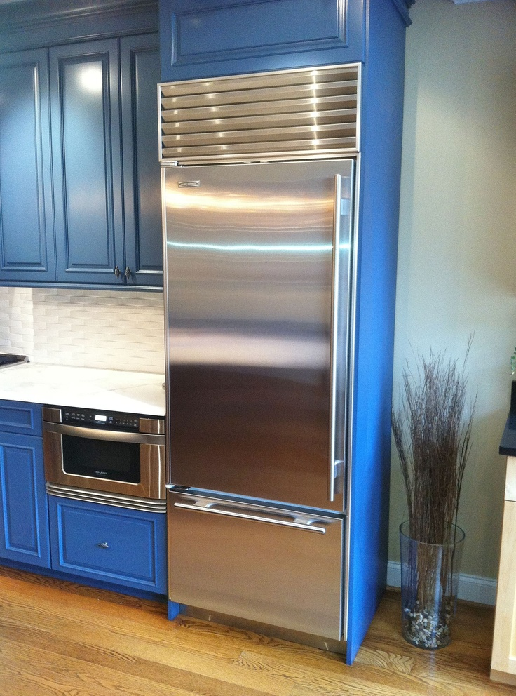 Our Showroom 30 Inch Subzero Refrigerator Jandldesigns