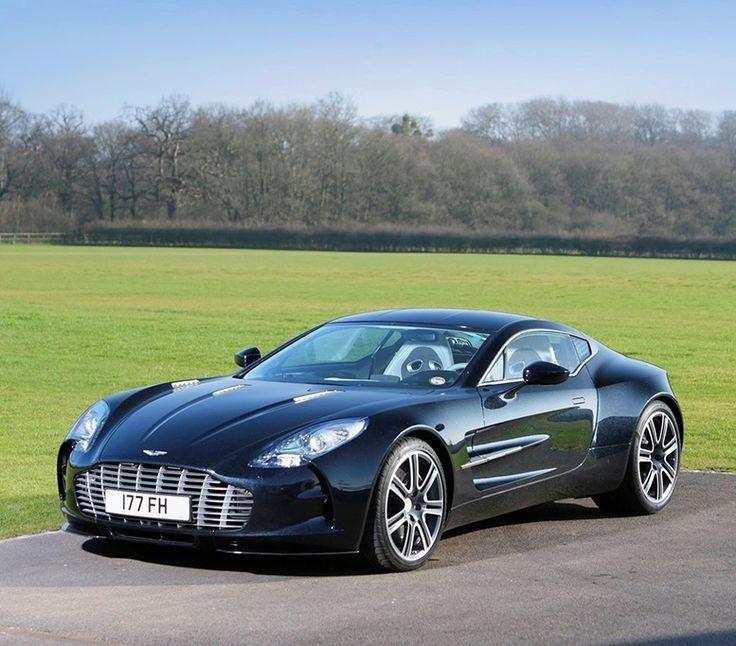 Aston martin one77 autos