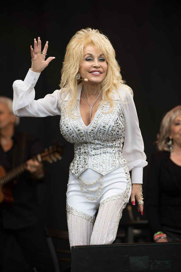 Dolly Parton. | 32 Reasons To Worship Dolly Parton - You don't need to give me a single reason... She is just wonderful. Just Because.