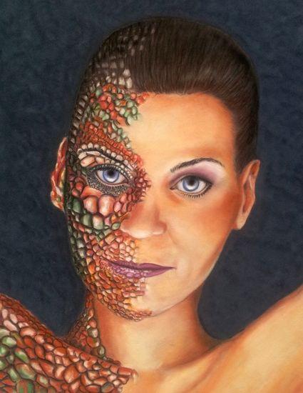 Lisa Peters Esvelt - Kameleonlady
