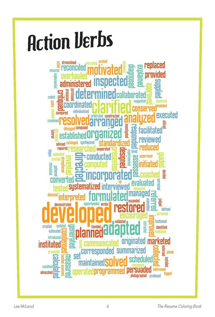 Action verbs for cover letters image collections cover letter sample action verbs for resumes and cover letters image collections cover action words cover letter images cover madrichimfo Gallery