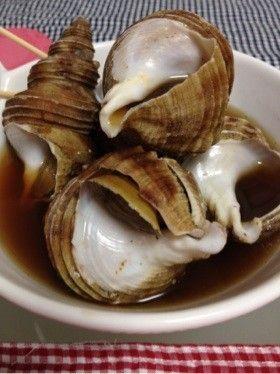 お正月にも!つぶ貝の煮付け by 花音とママ [クックパッド] 簡単 ...