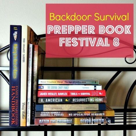 BDS Prepper Book Festival 8 - Backdoor Survival
