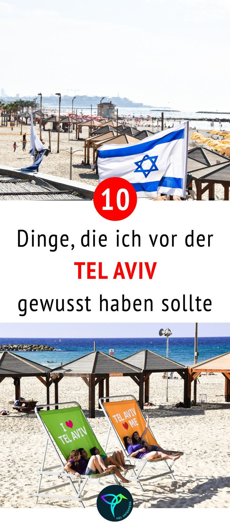 10 Tipps für Tel Aviv – Alles was du vor der Reise wissen musst