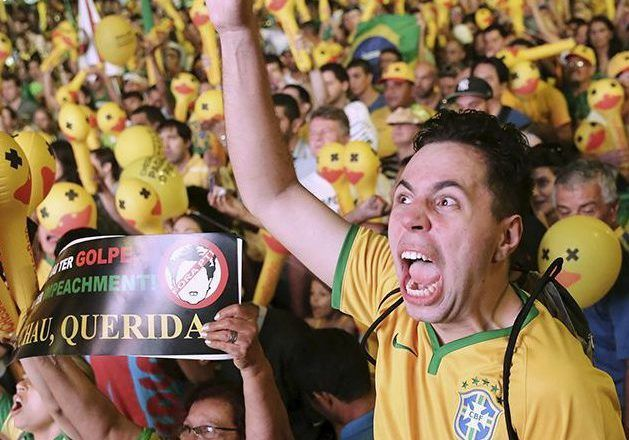 Esta semana, o projeto de grupo fascista Movimento Brasil Livre, que foi uma das peças no golpe de Estado deste ano, financiado pelo imperialismo norte-americano, publicou um trecho da Análise Polí…