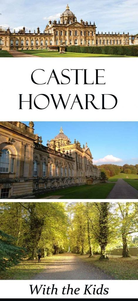 Read our review of a day out at Castle Howard with the kids. There's lots to do from the adventure playground to a boating lake.   The House itself is stunning of course and the children can follow a treasure hunt while touring it.  A fab day out with the