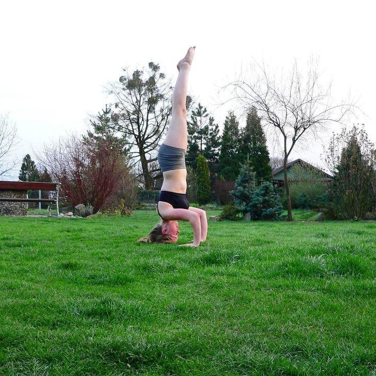 "Hana on Instagram: ""#YogaQuickies Yin Yang Yoga Day 7 # ..."